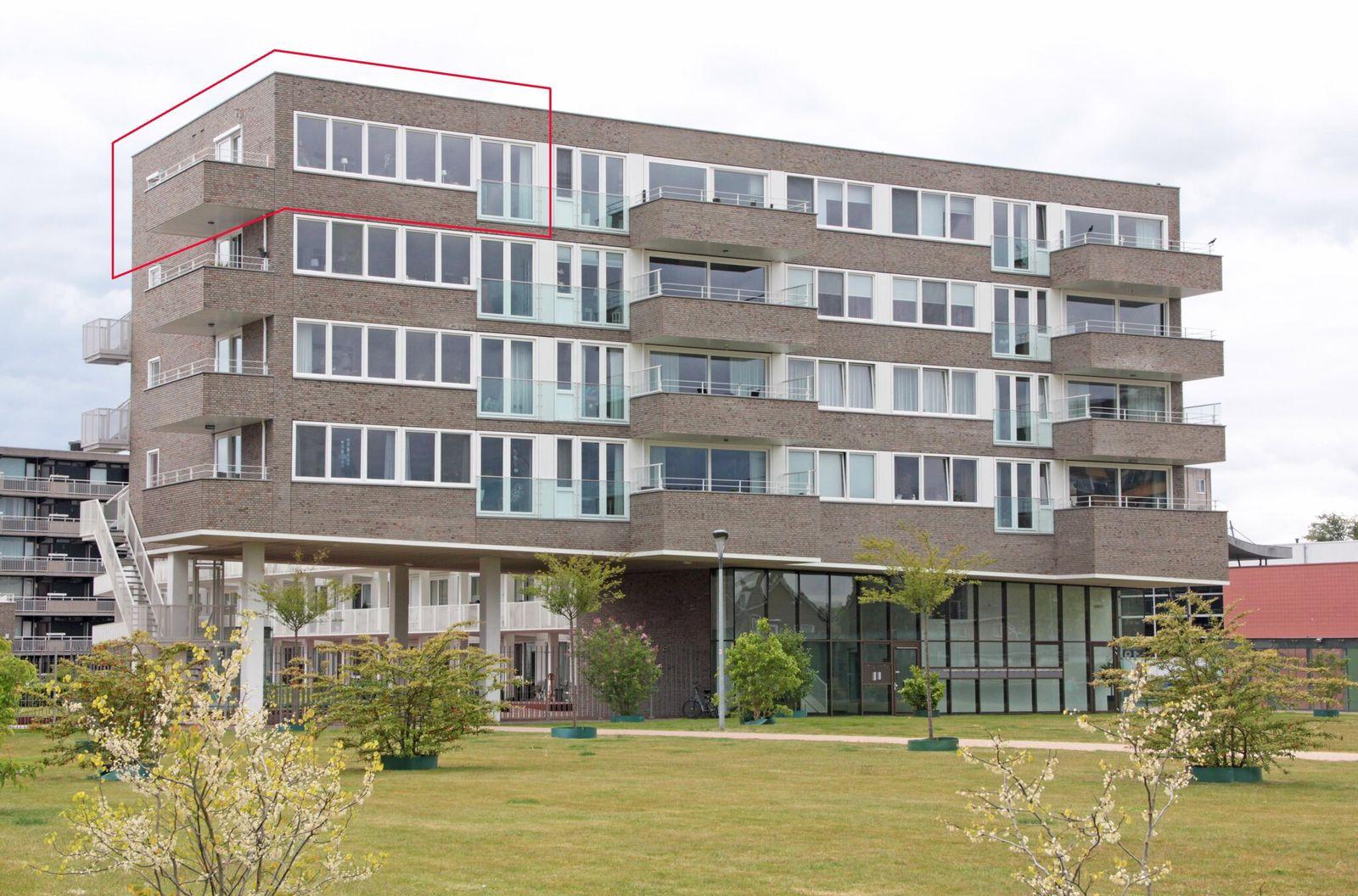 Kaaplaantje 19-54, Hoogeveen