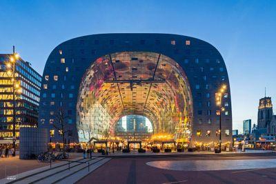 Verlengde Nieuwstraat, Rotterdam