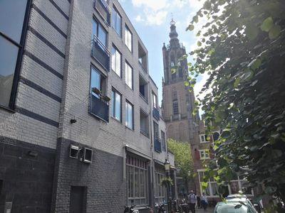 Zwanenhalssteeg, Amersfoort