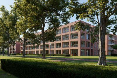 Kloosterstraat, geb. Y - Appartement Type 1 0-ong, Tilburg