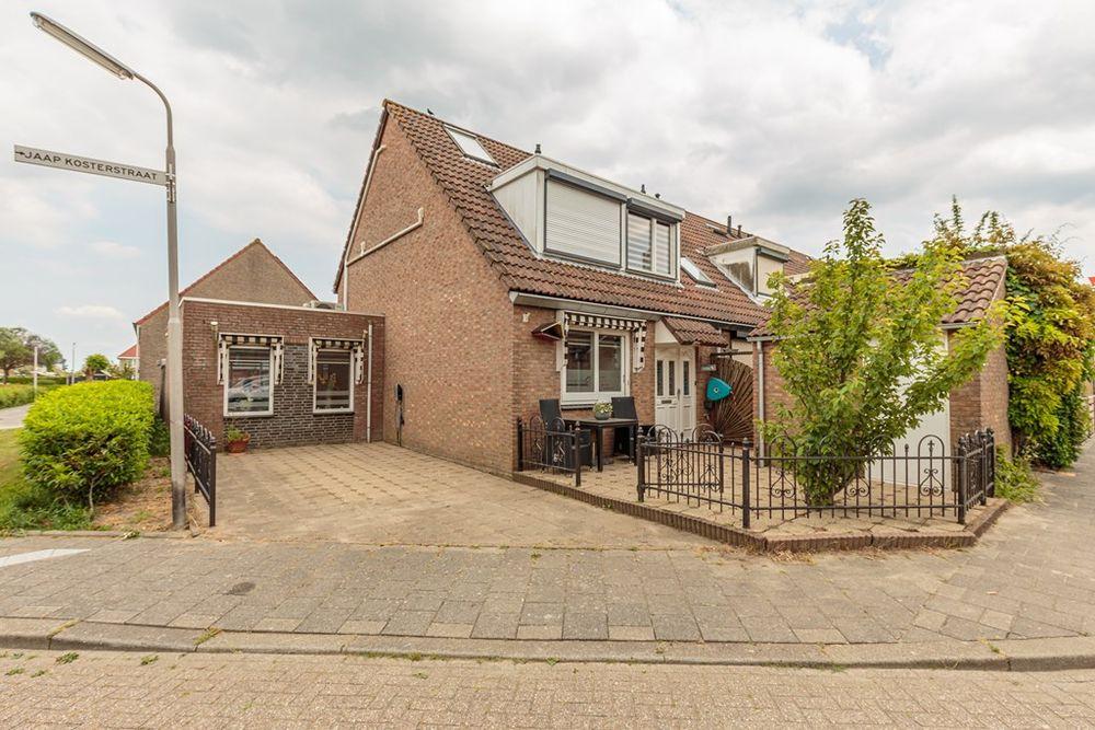 Jaap Kosterstraat 60, Klaaswaal
