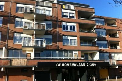 Genovevalaan, Eindhoven