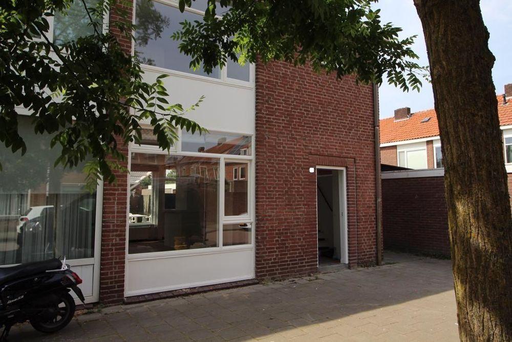 Luitenant Wilsstraat, Tilburg
