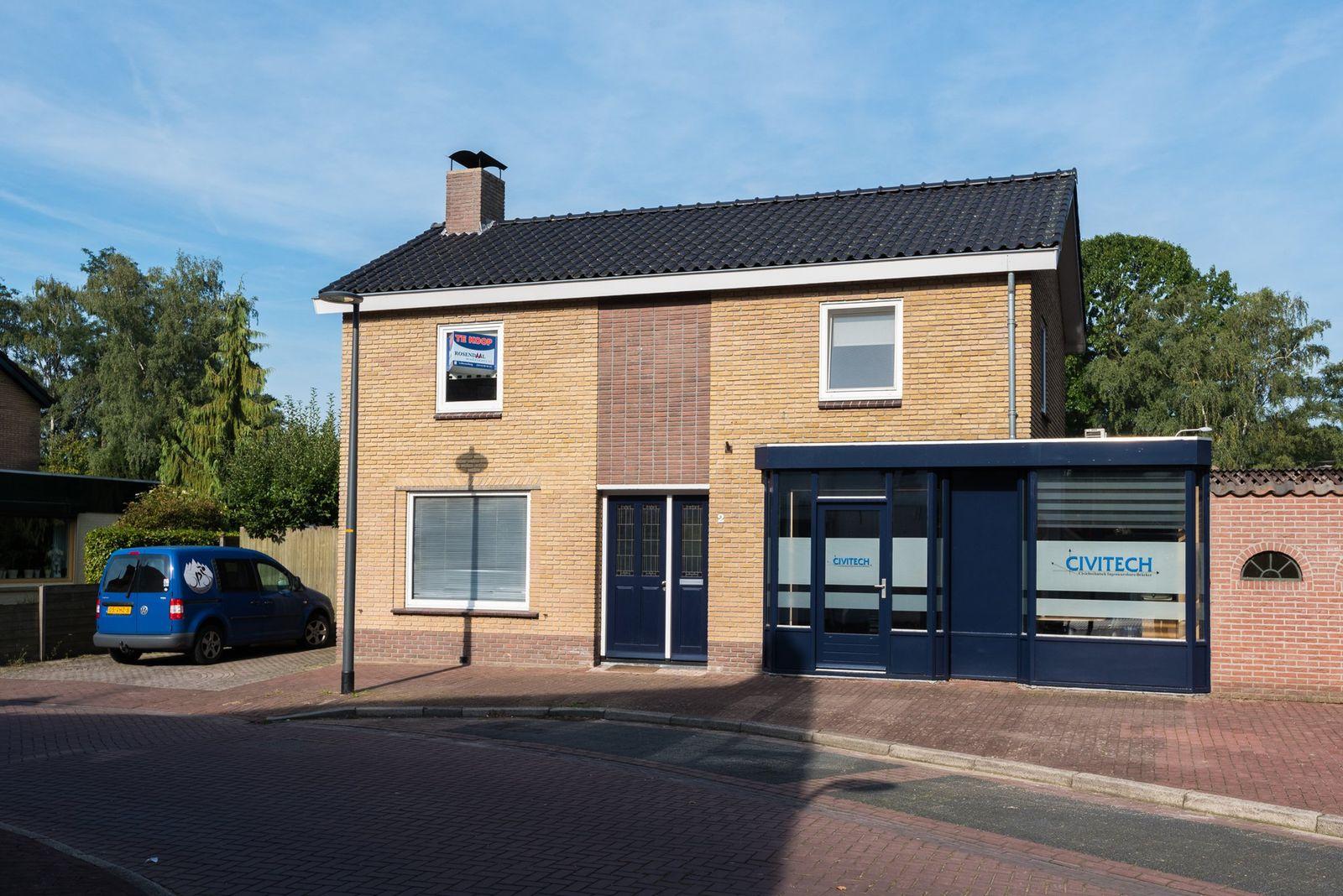 Sint Martinusstraat 2, Beek
