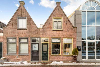 Oudegracht 72, Alkmaar