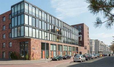 W.G. Witteveenplein, Rotterdam