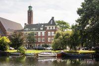 Olympiakade 12, Amsterdam