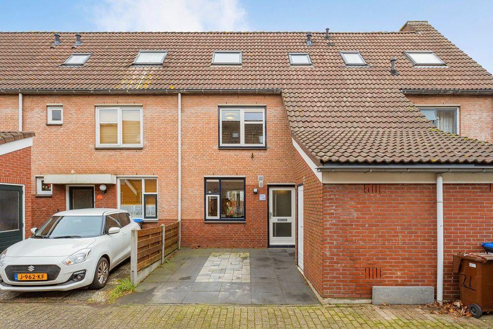 Beppy Nooijstraat 23, Leiden