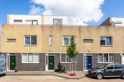 Clara Wichmannstraat 4, Leiden