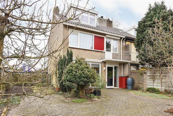 Weg door Jonkerbos 15, Nijmegen