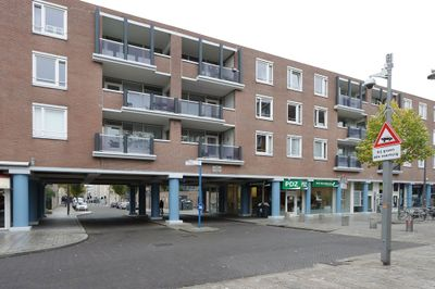 Marktmeesterstraat, Almere