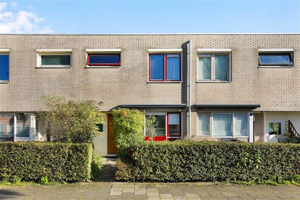 Zonnebloemweg 17, Almere