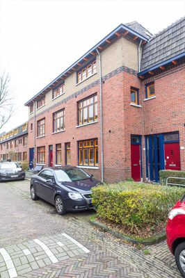 Gerbrand Bakkerstraat 13A, Groningen