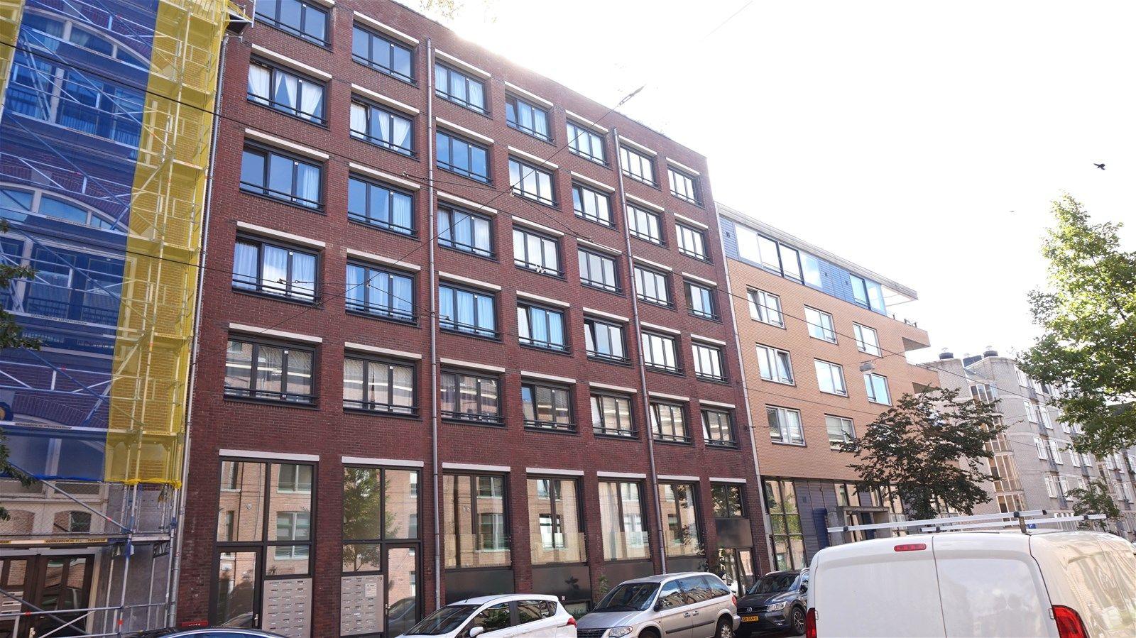 Planciusstraat, Amsterdam