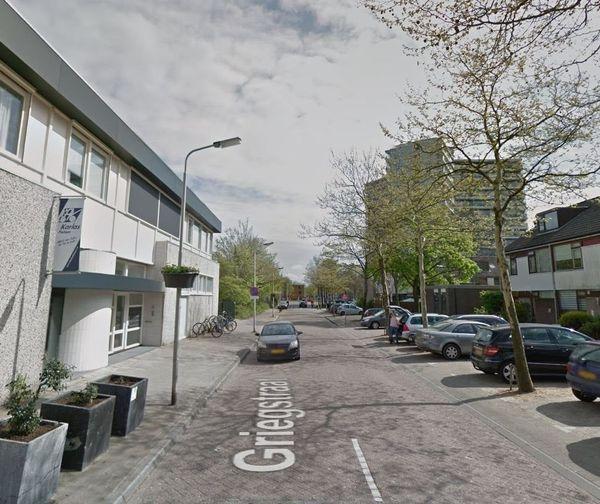 Griegstraat, Delft