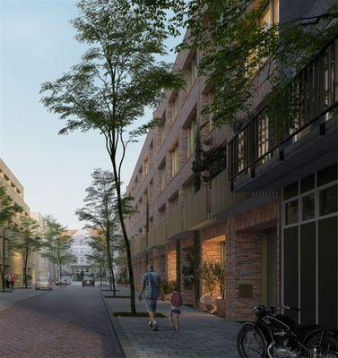 Krommeniestraat 2B, Amsterdam