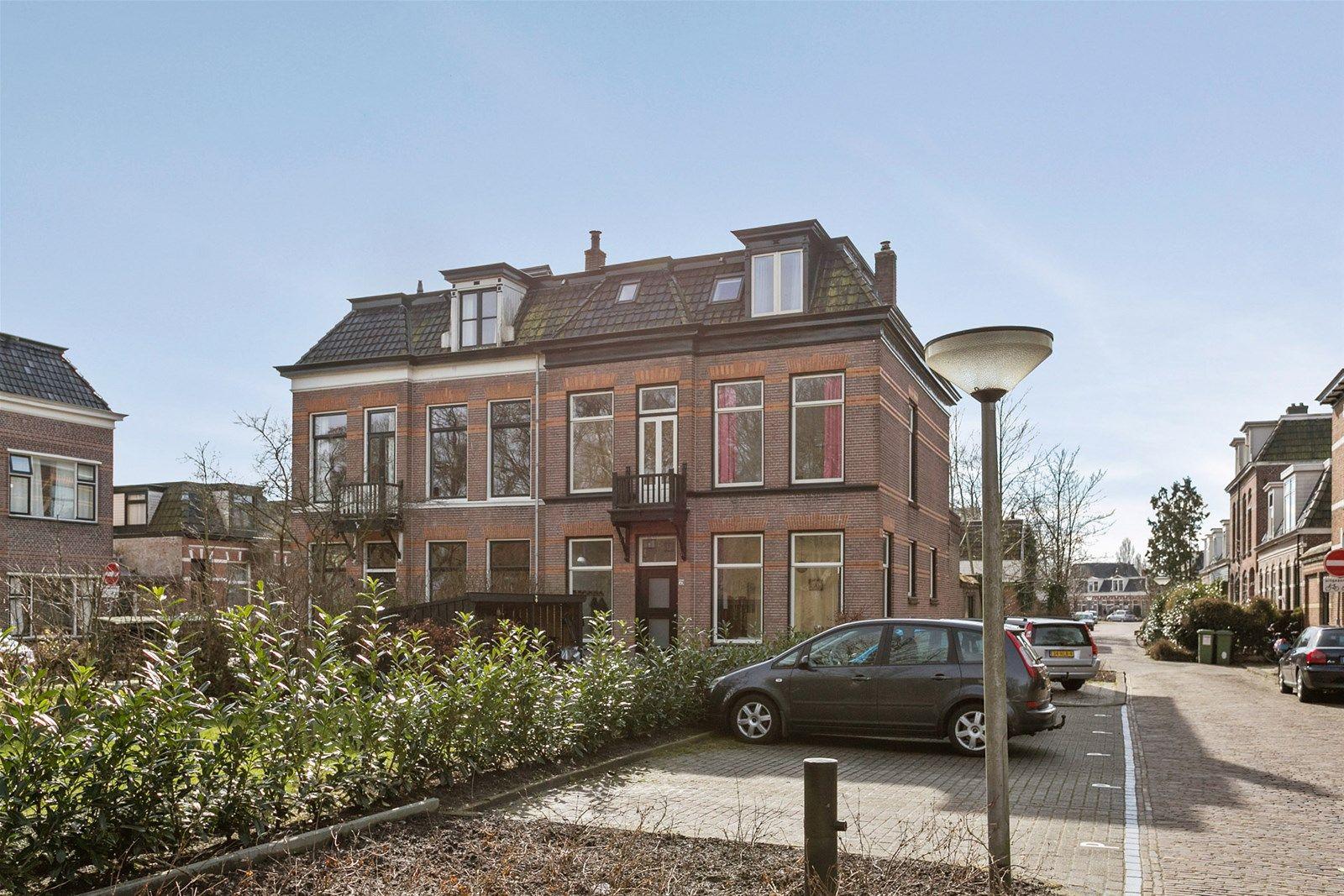 Spanjaardslaan 73, Leeuwarden