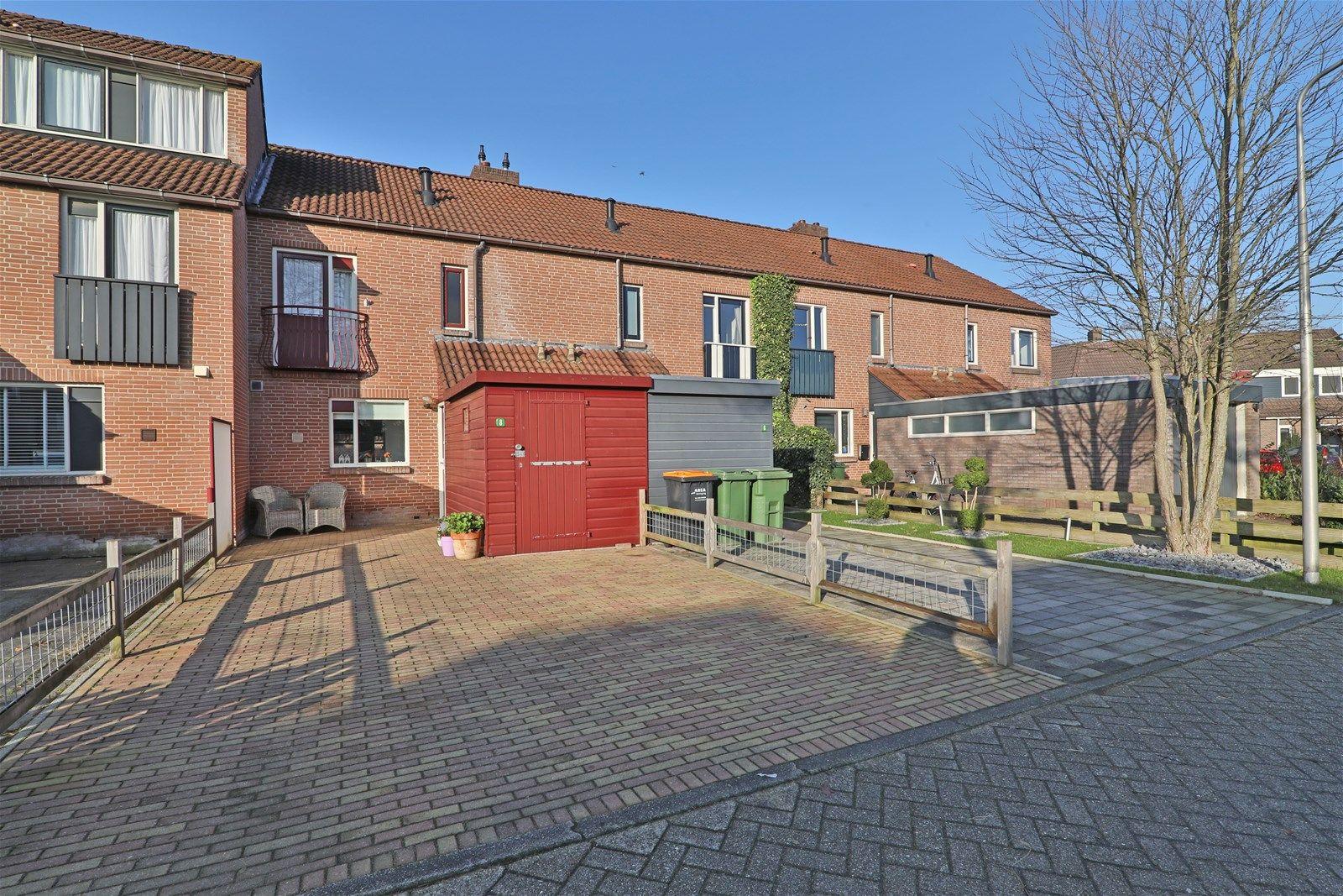 Mantinghstraat 8, Hoogeveen