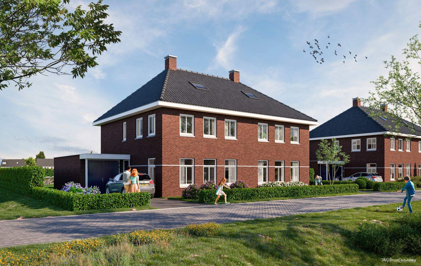 Snikke bouwnummer 9 0-ong, Nieuw-amsterdam