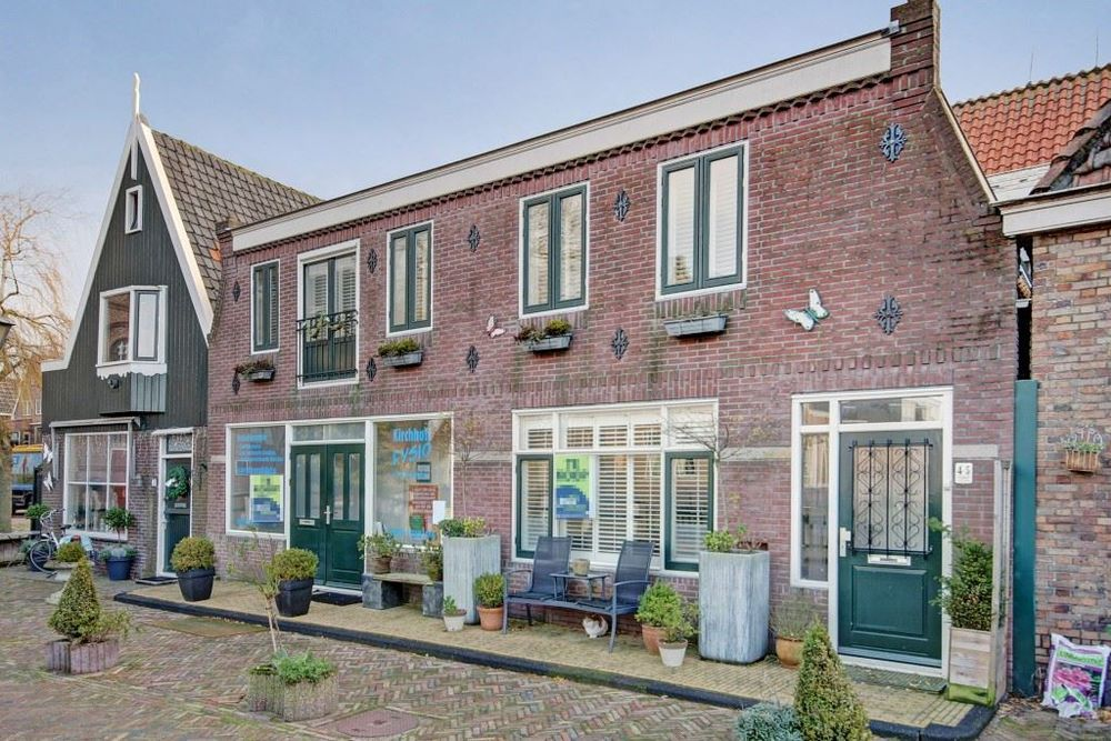 Kerkepad 4-5, Volendam