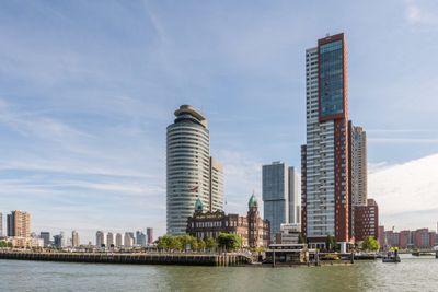Landverhuizersplein 27, Rotterdam