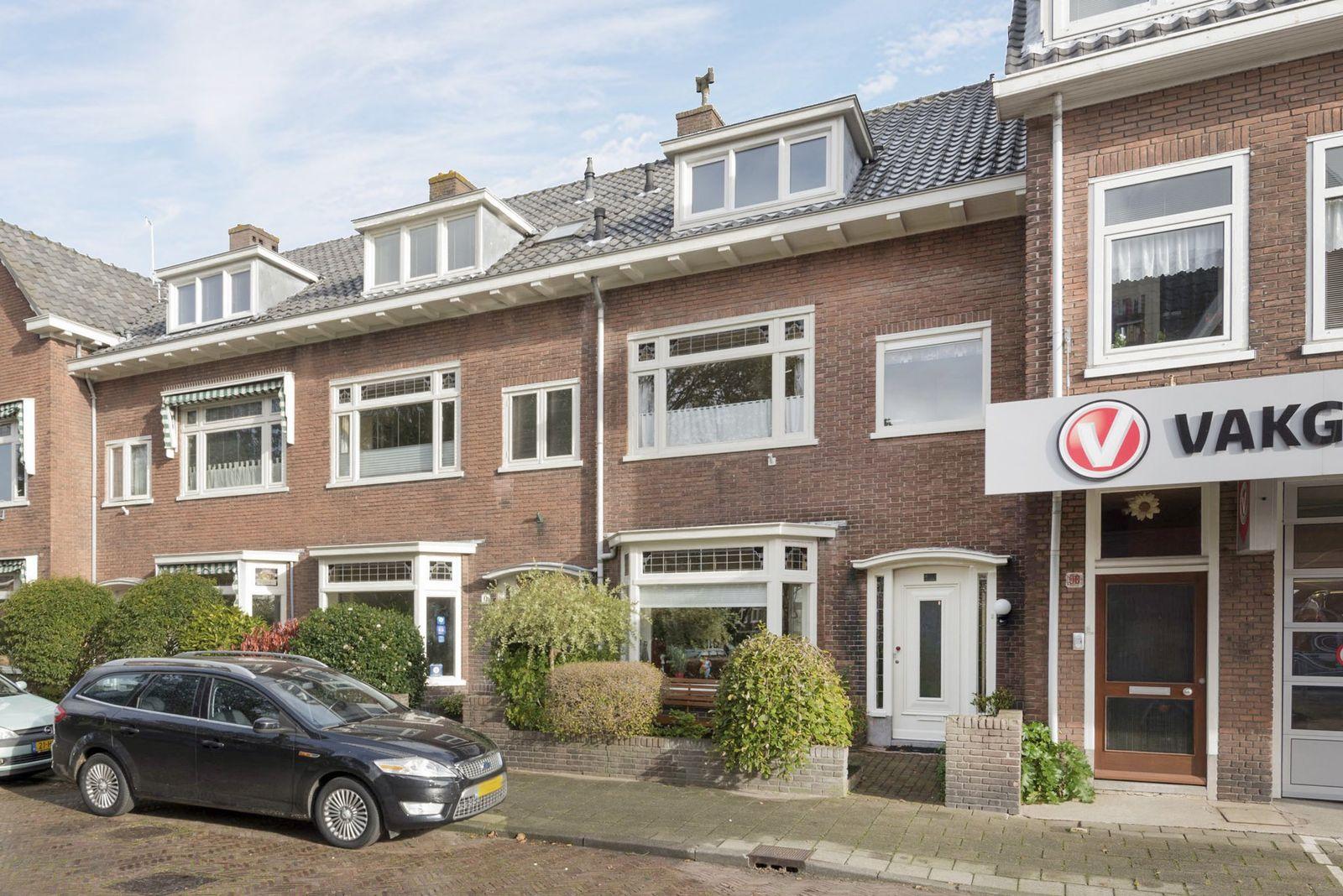 Planetenplein 8, Haarlem