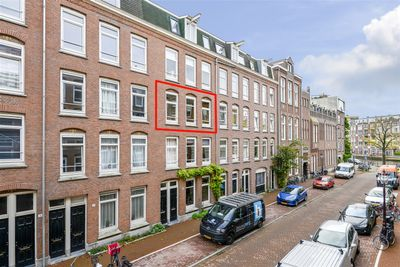 Fagelstraat 79-II, Amsterdam