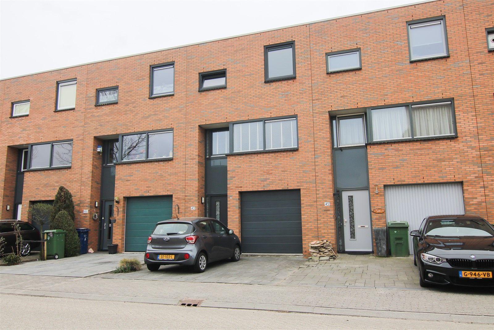 Samarindastraat 43, Almere