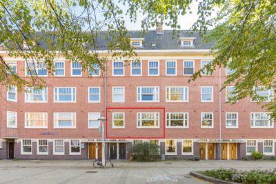 Magalhaensplein 3-I, Amsterdam