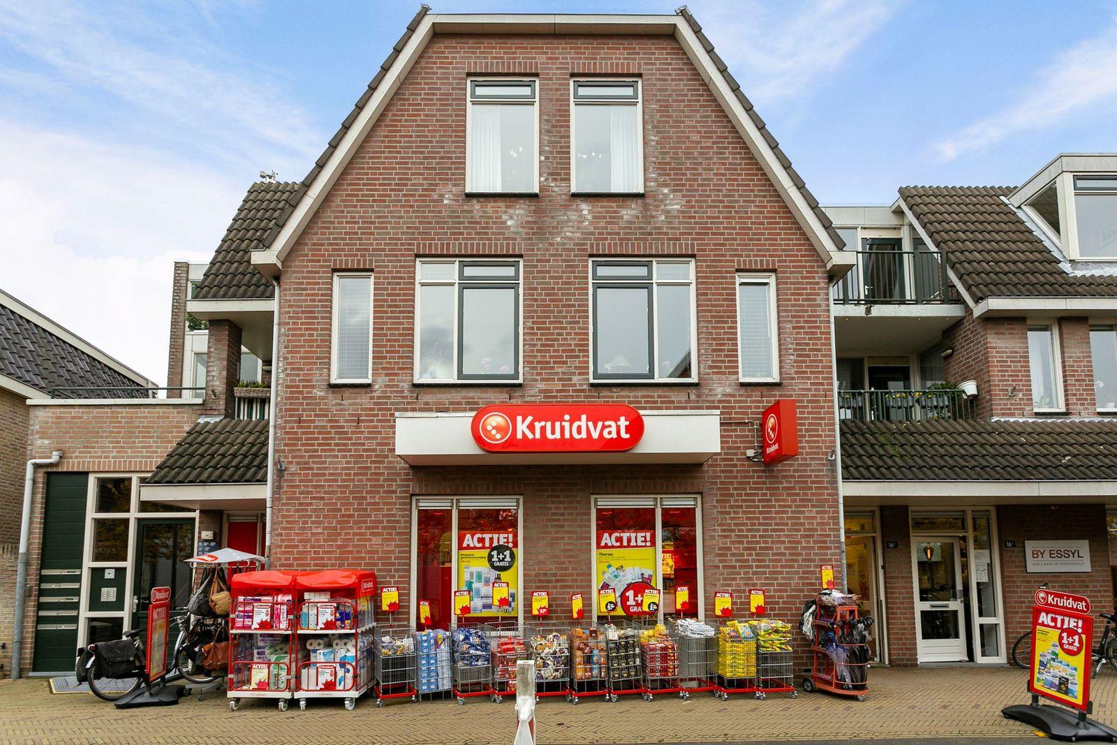 Groenstraat 16d, Prinsenbeek