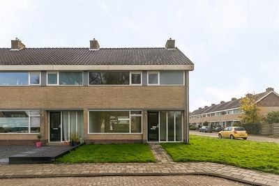 P J Troelstrastraat, Franeker