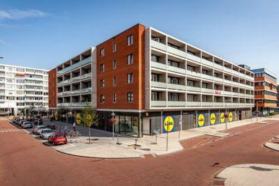 August Allebplein, Amsterdam