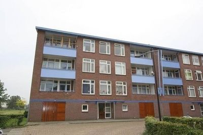 Frederik Van Eedenstraat, Almelo