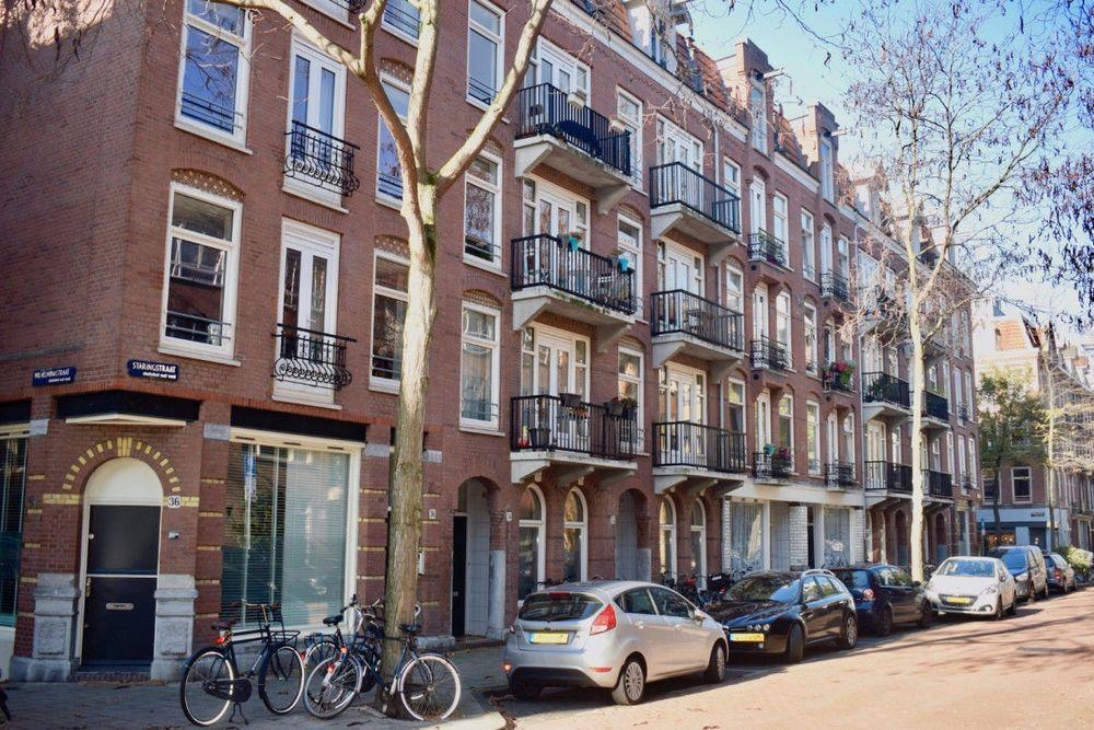 Staringstraat, Amsterdam