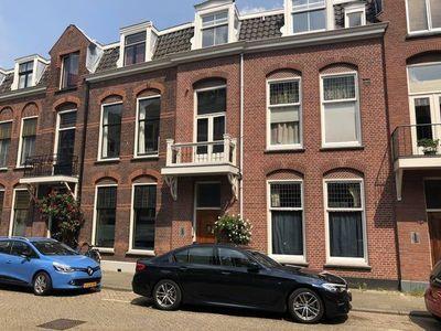 Willem Barentszstraat, Utrecht