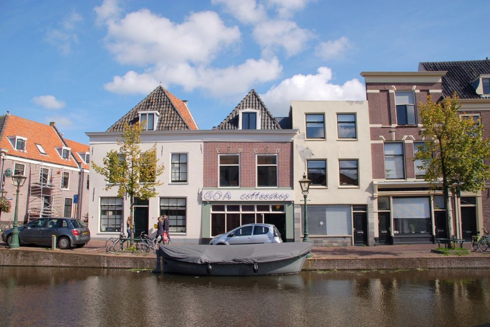Korte Mare, Leiden