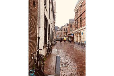 Lange Jufferstraat, Utrecht