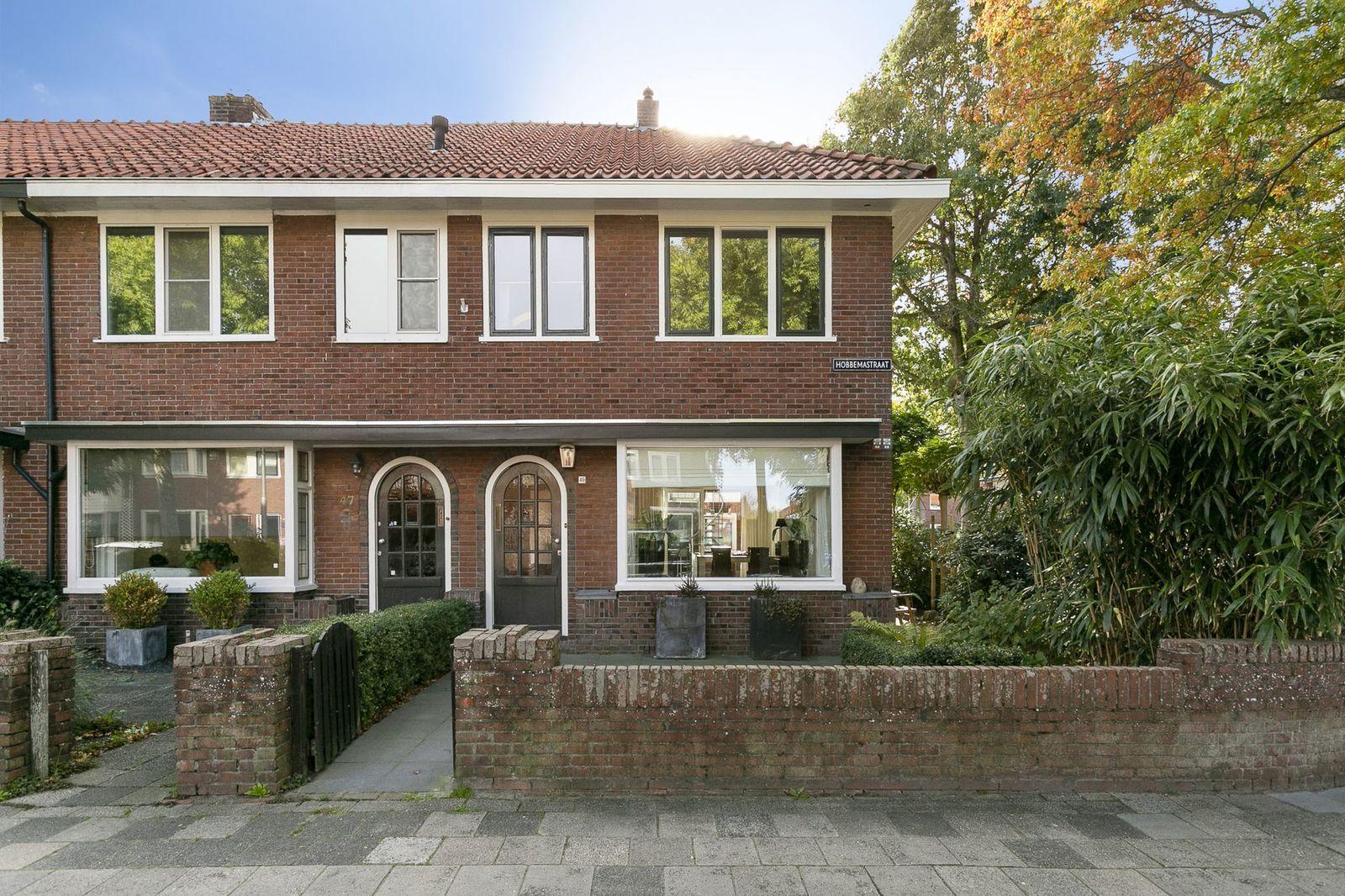 Hobbemastraat 49, Leeuwarden