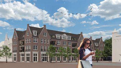 Bentinckslaan 1-22, Hoogeveen