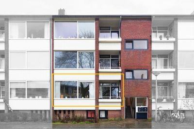 Bernhardstraat 21, Wageningen