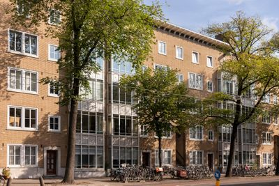 Stadionweg 124-II, Amsterdam