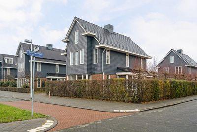 Krophollerstraat 6, Utrecht