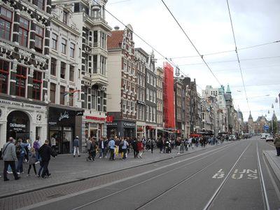 Onze Lieve Vrouwesteeg, Amsterdam