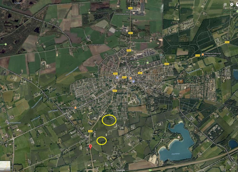 Boeijenkamp (kavel 1) 0-ong, Voorthuizen