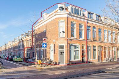 Kennemerstraat 27, Haarlem
