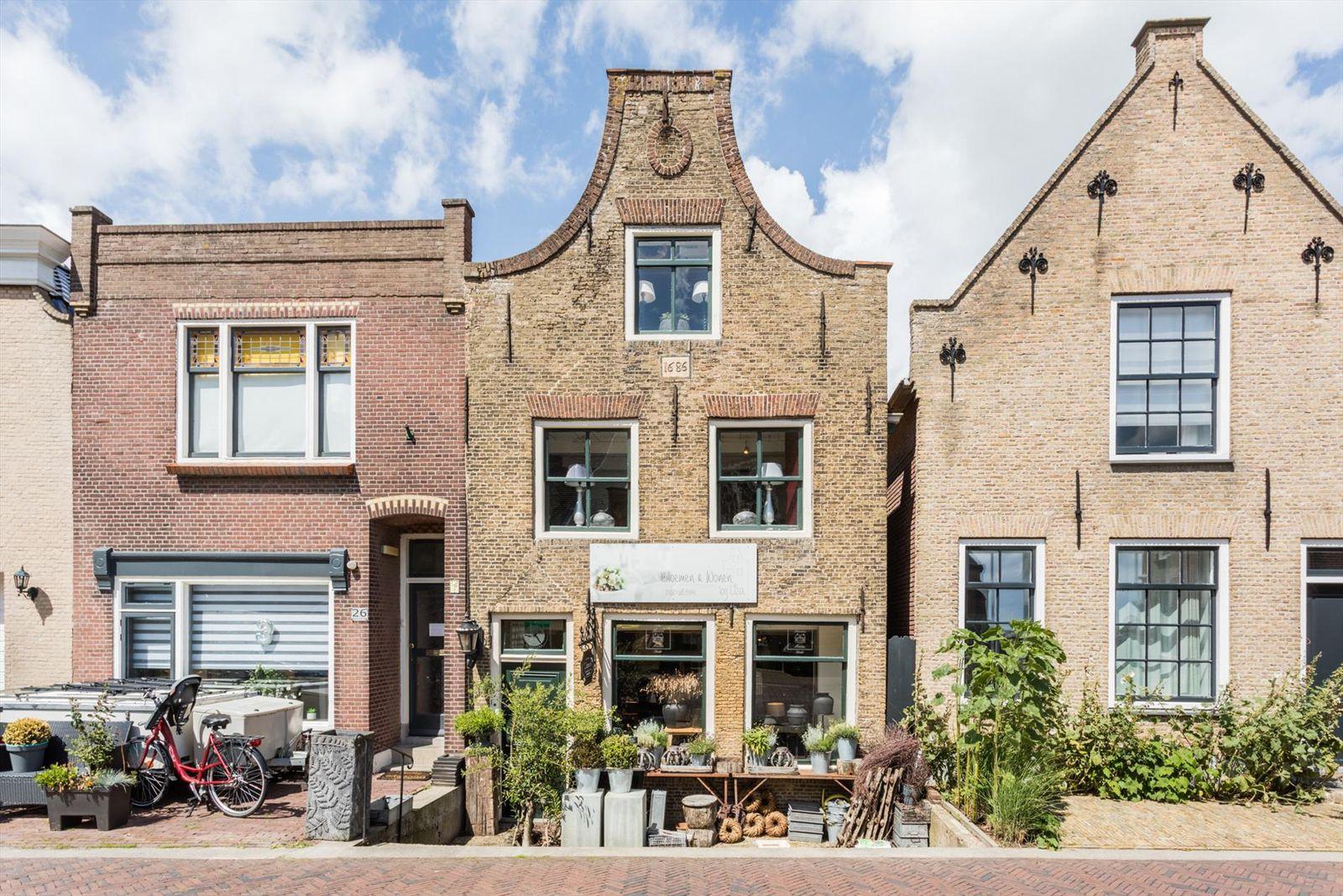 Dorpsstraat 24, Ouderkerk Aan Den IJssel