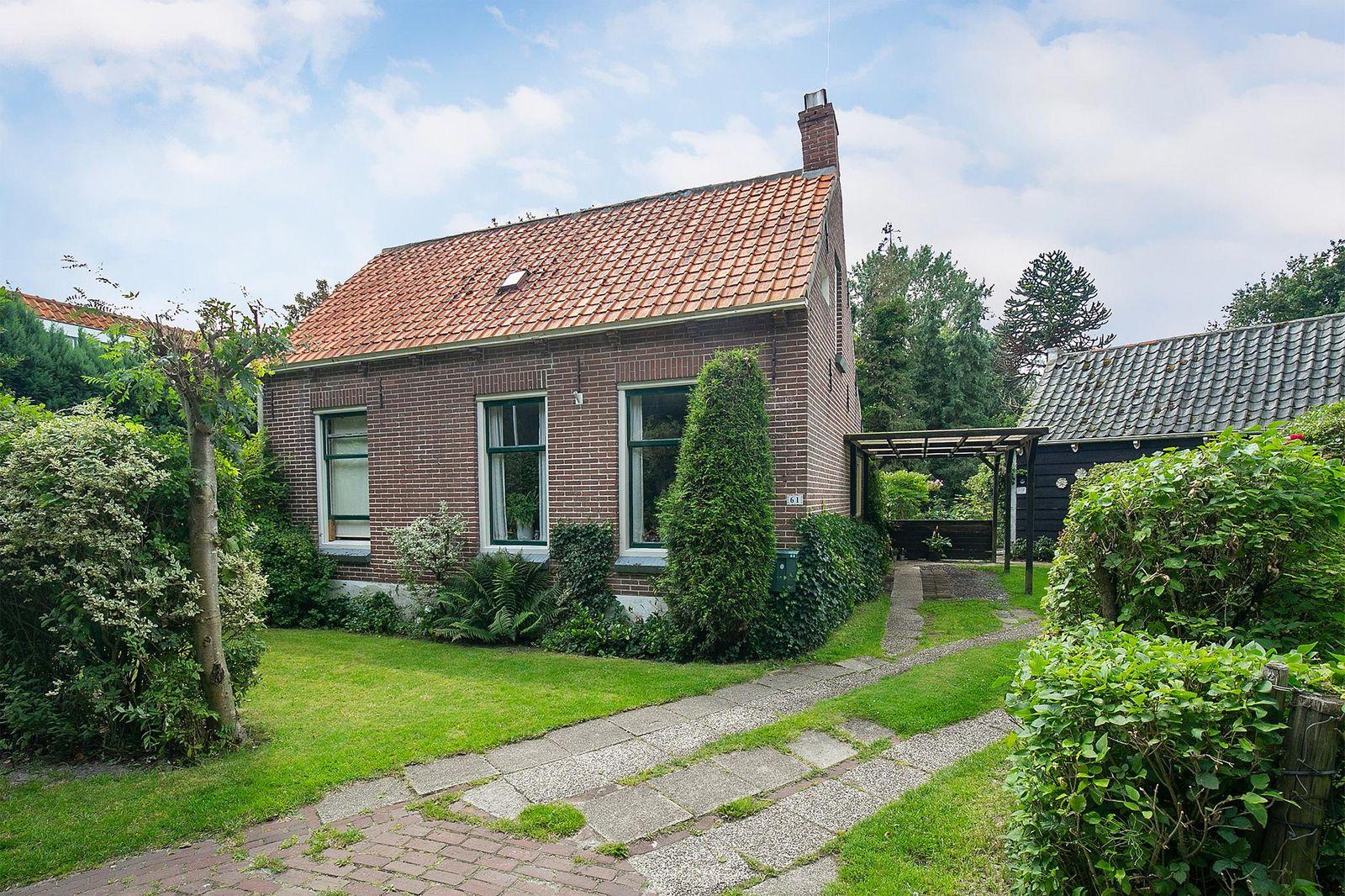 Kloosterweg 61, Burgh-haamstede