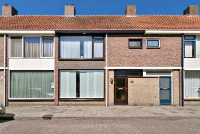 Trappistenstraat 55, Tilburg