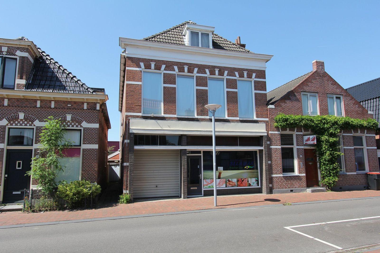 Bosstraat 9-9a, Winschoten