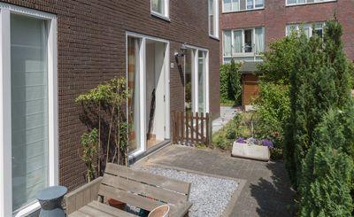Kampervenuspad, Amsterdam